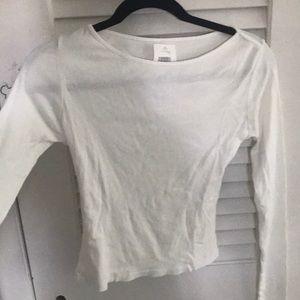 NWT Brandy Melville White Long Sleeve